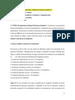 Proyecto Foro HPCyC 2016 JC Arias