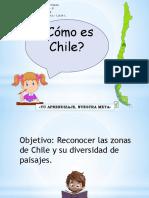 Zonas de Chile y Elementos Del Paisaje
