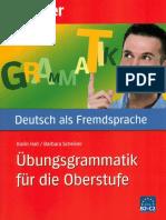 Grammatik_Übungsgrammatik Für Die Oberstufe