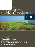 Livro 50 Anos Geologia UFRGS