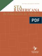 Revista Interamericana de Educación de Adultos, año 39, núm. 2, 2017