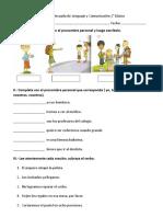 Prueba Adecuada de Lenguaje y Comunicación 3.docx