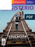 Revista Internacional Magisterio 87 EPJA.