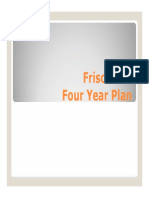 Frisco Isd 4 Year Plan