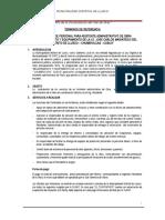 TDR Asistente Administrativo Ccorca