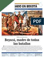 Especial Bicentenario de Bogotá
