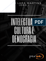 Martins, Maro (Org) - Intelectuais Cultura e Democracia_São Paulo_Perse Editora_2018