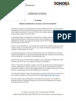 05-08-2019 Beneficia Gobernadora con becas a miles de estudiantes