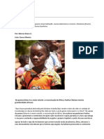 A Reconstrução de África_AFROLIC