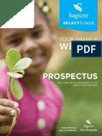 Prospectus Sample