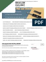 Cómo Programar Volvo S60 CEM Con VIDA DiCE »Wiki Ùtil Blog Oficial de OBDII365.Com