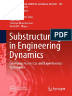 Substructuring in Eng Mechanics
