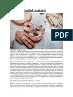 Biología e Igualdad de Género - Marta Iglesias Julios