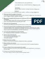 Cuestionario Ricardo Treviño UANL - Contratos Civiles