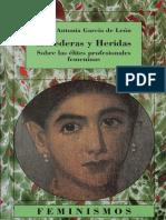 Maria Antonia Garcia de Leon - Herederas y Heridas