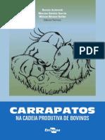 carrapatos na cadeia produtiva de bovinos