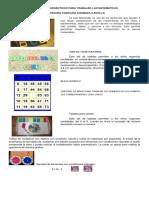 Materiales Diddácticos Para Trabajar Las Matemáticas
