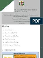 Fydp II Ppt to Dps April 28 2016-Lbm