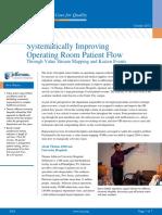 Operating Room Patient Flow