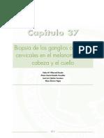 Cap37 Ganglio Centinela