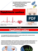 Insuficiencia Cardíaca en Pediatria 2018