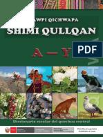 Shimi Qullqan Chawpi Qichwapa