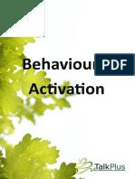 Behavioural Activation