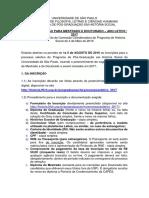 Edital - História Social - Publicado 2016