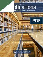 Catalogo Publicaciones Lincon