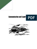 Communication and Exploration
