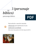 Abigaíl (Personaje Bíblico) - Wikipedia, La Enciclopedia Libre