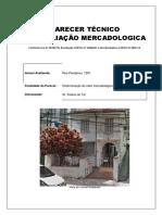 Laudo de Vistoria PDF Modelo