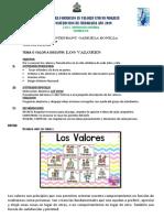 Los Valores Lunes Civico 2019