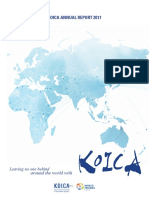 KOICA Annual Report 2017