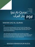 Ijaz Al Quran
