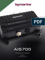AIS700 Instruções de Instalação 87326-1-Pt-BR