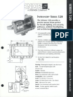 Sterner Infranor 520 Series Brochure 1996