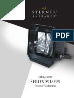 Sterner Infranor 591 & 595 Series Brochure 2005