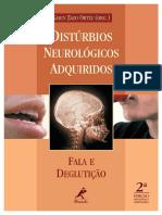 Disturbios Neurologicos Adquiridos - Fala e Deglutição