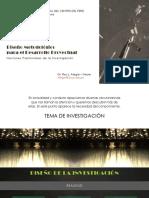 Sintesis y Taxonomia