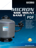 Micron Side Mount Sandfilter