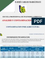 Clase Contaminacion Agricola