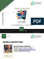 Mobile Marketing D. Serrano
