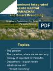 Joan Burke, Ph.D. Small Ruminant Integrated Parasite Control FAMACHA & Smart Drenching