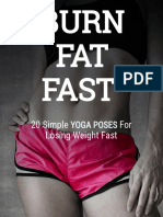 20 Yoga Poses for Losing Weight Fast_990