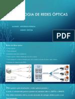 Topologia de Redes Ópticas