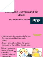 1 2 Convection Currents and the Mantle