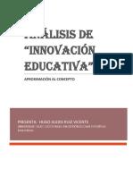 innovar en la educacion