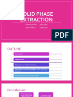Solid Phase Extraction