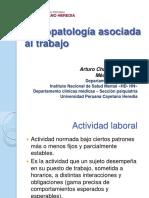 Psicopatologia asociada al trabajo